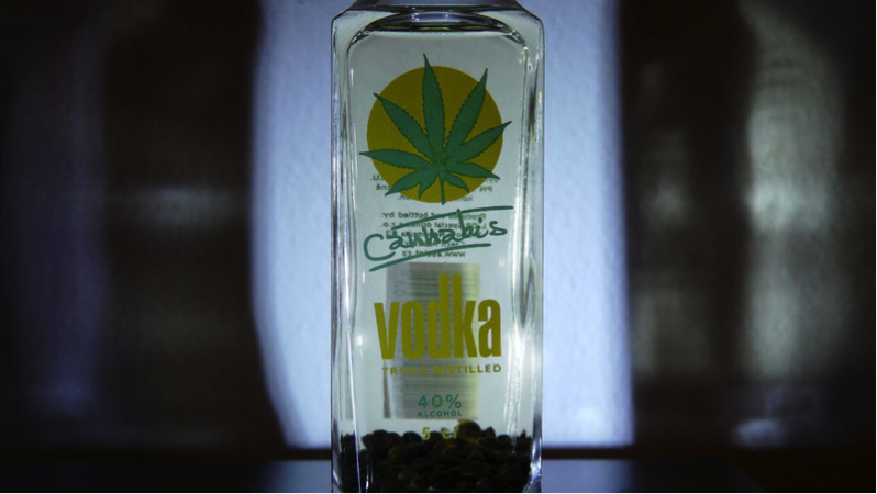 Unexpected Foods that can Get You High: Vodka