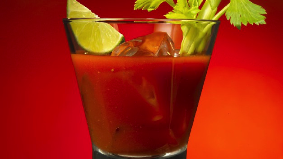 Unexpected Foods that can Get You High: Bloody Mary