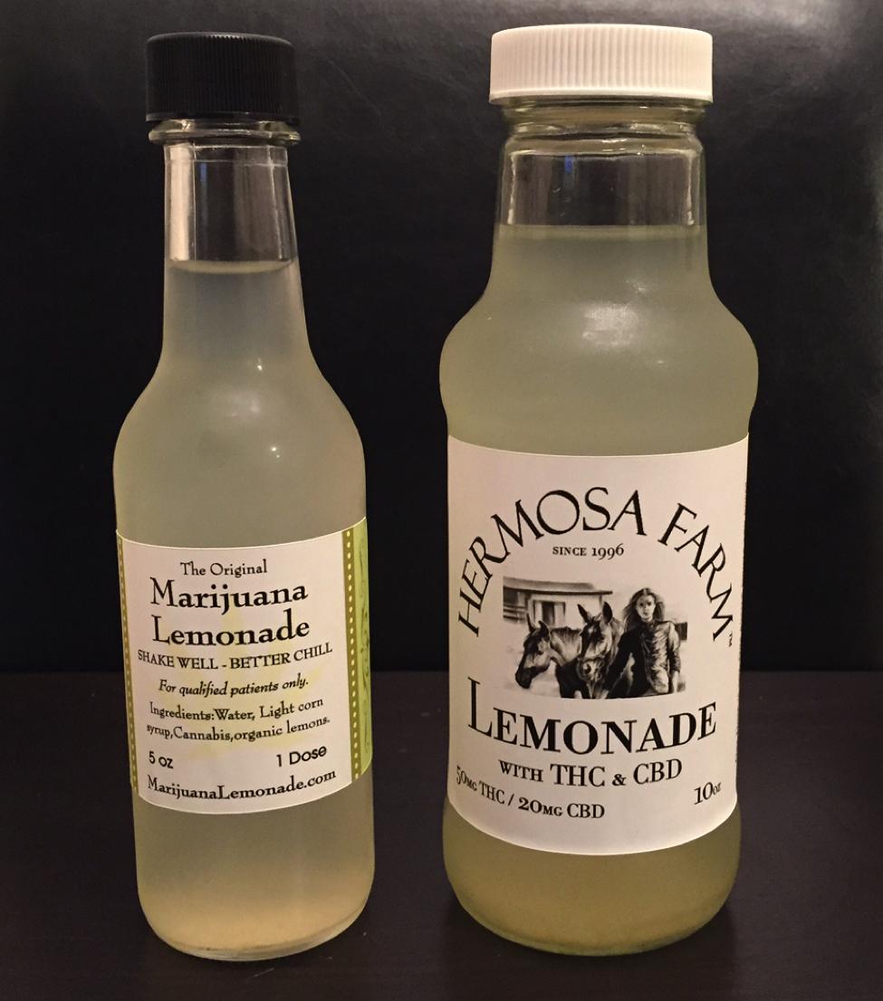 lemonade with TCH & CBD