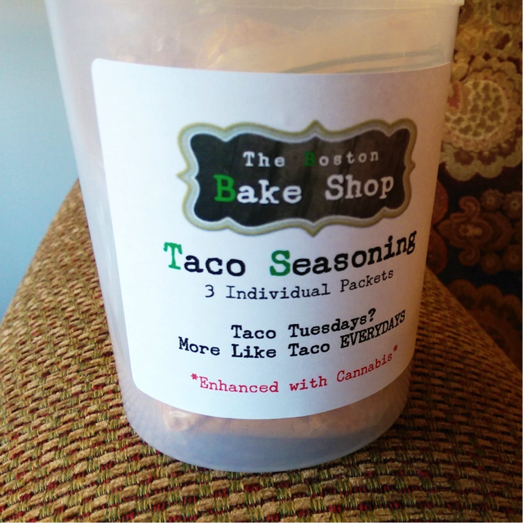 Taco Seasoning with Cannabis