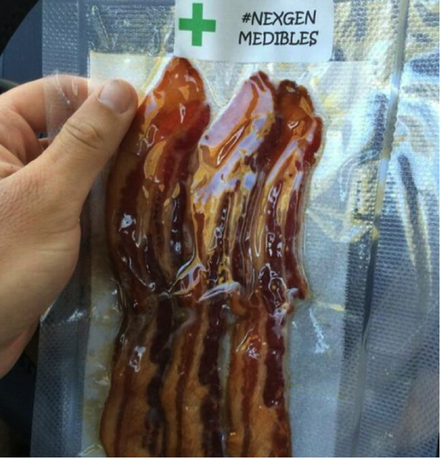 Unexpected Foods that can Get You High: Bacon