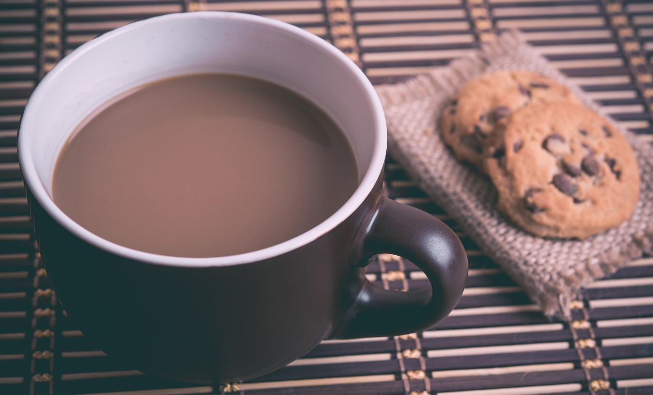 Coffee can help with productivity as well