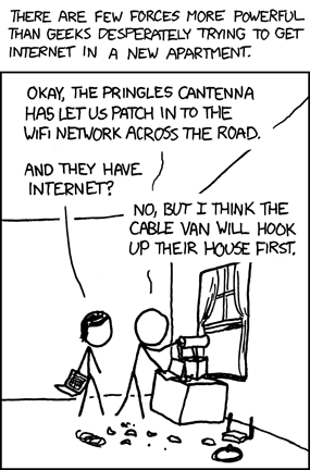 from XKCD - Wifi Ingenuity