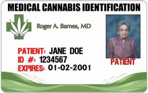 Cannabis Dispensaries require ID