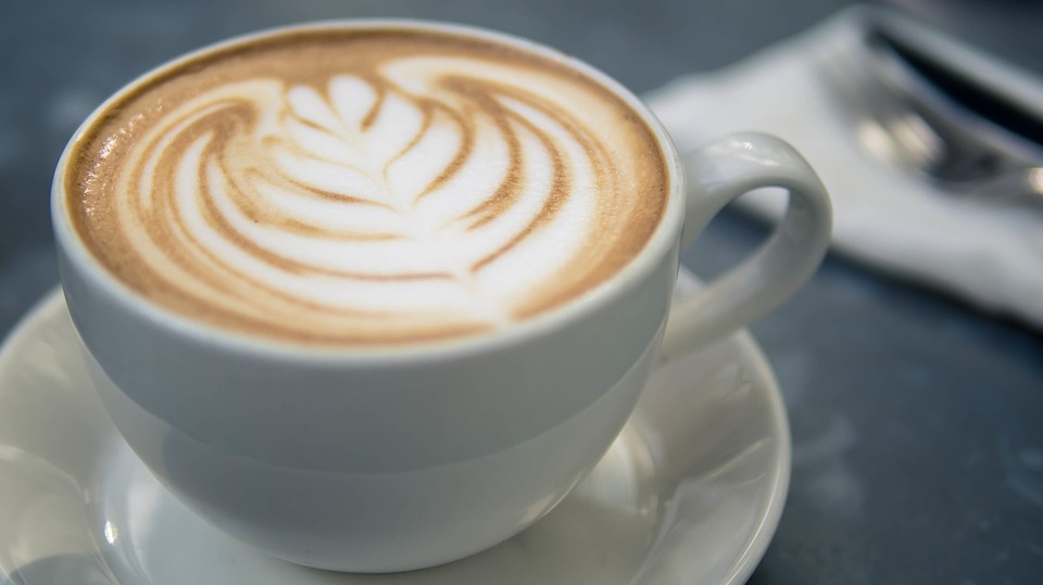 Cannabis Coffee with Stems