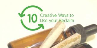 reclaim: creative concoctions
