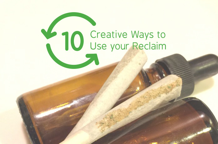 how to reuse reclaim