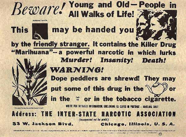 claims against cannabis