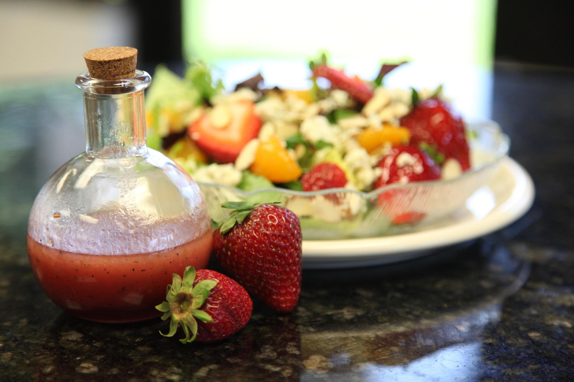 Infused Salad Dressing