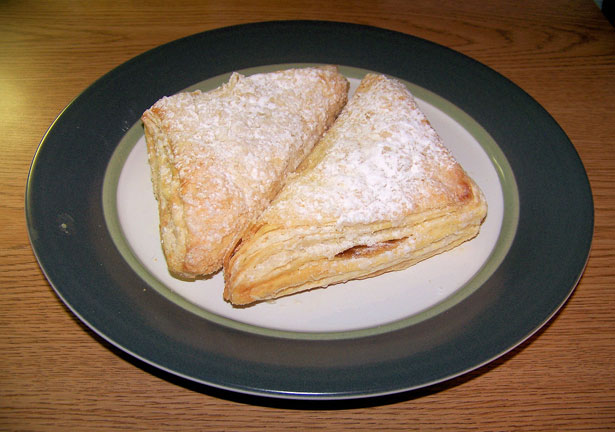 Cheery Cherry Turnovers
