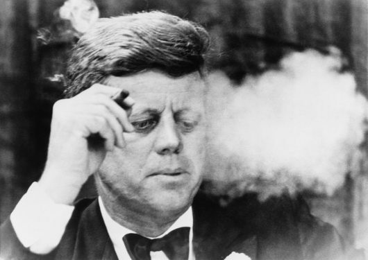 presidents that smoked weed