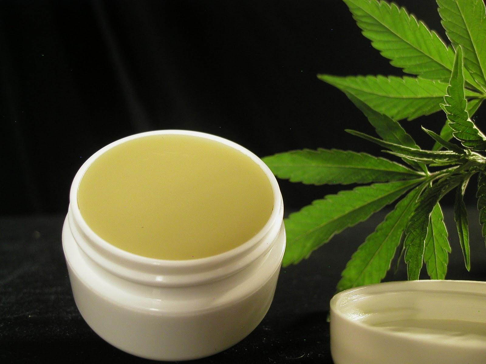 medical marijuana topical